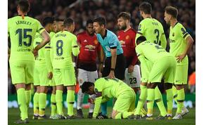 Két meccs, három gól: Ronaldo betalált, Messinek eleredt az orra vére