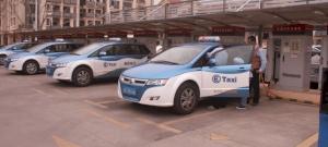 A 12 milliós metropolisz, ahol minden busz és taxi elektromossággal megy