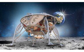 Nem mindennapi képet küldött a Holdról a tönkrement izraeli szonda