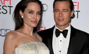 Angelina Jolie meggondolta magát és nem akar elválni Brad Pitt-től?