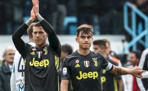 Kikapott, de vasárnap már bajnok lehet a Juventus