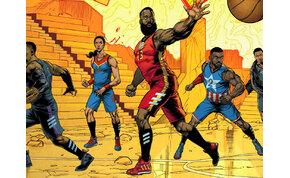 Az adidas és a Marvel a kosárlabda szuperhőseit ünnepli