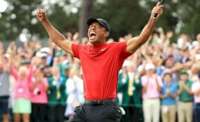 Tiger Woods miatt szomorkodhatnak a fogadóirodák