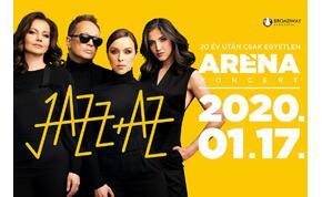Újra koncertet ad a Jazz+Az