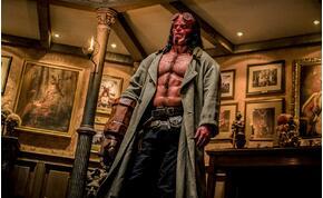 Amerikában és nálunk is bukott a Hellboy