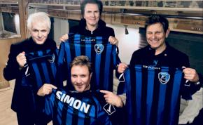 Egy perc alatt világhírűvé vált az amatőr magyar focicsapat