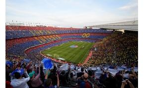 Erős vegyszert érdemes vinni a Barca stadionjának vendégszektorába