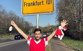 Két Benfica-drukker rossz Frankfurtba utazott, de ők jártak jobban