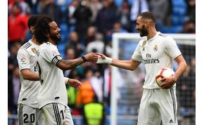 A Real Madrid az Atléti sarkában liheg, küzd a bronzért
