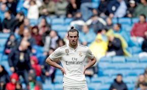 A Real Madrid eladná Gareth Bale-t, de egyelőre senkinek sem kell
