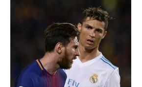Van egy statisztika, ahol Ronaldo fasorban sincs Messihez képest