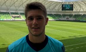 A Haladás FC tehetsége felajánlotta bérét a terror áldozatainak