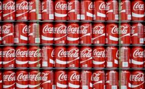 A Coca-Cola piacra dobja a kávés kólát