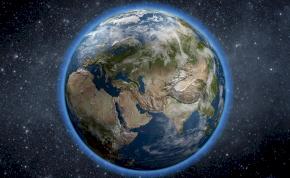 Miért nem gömb alakú a Föld?