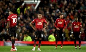 A Manchester United védekezésén röhög most a fél világ