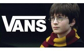 Jön a Harry Potter-es Vans-cipő