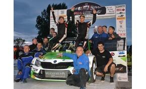 A Miskolc Rallye győztesét nem tudták megszorongatni