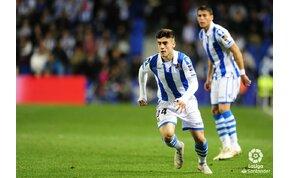 Bringával megy haza meccs után a spanyol liga ifjú titánja