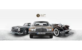 Ismét jön a Mercedes-Benz Classic túrája