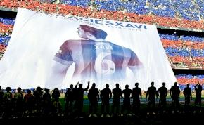 Befejezi pályafutását a Barcelona legendája, Xavi