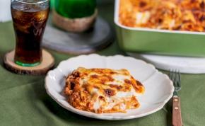 Folyós lasagne mesterfokon