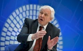 93 éves lett Sir David Attenborough, akit először eltanácsoltak