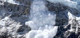 Fokozódó lavinaveszély az Everesten – fotó