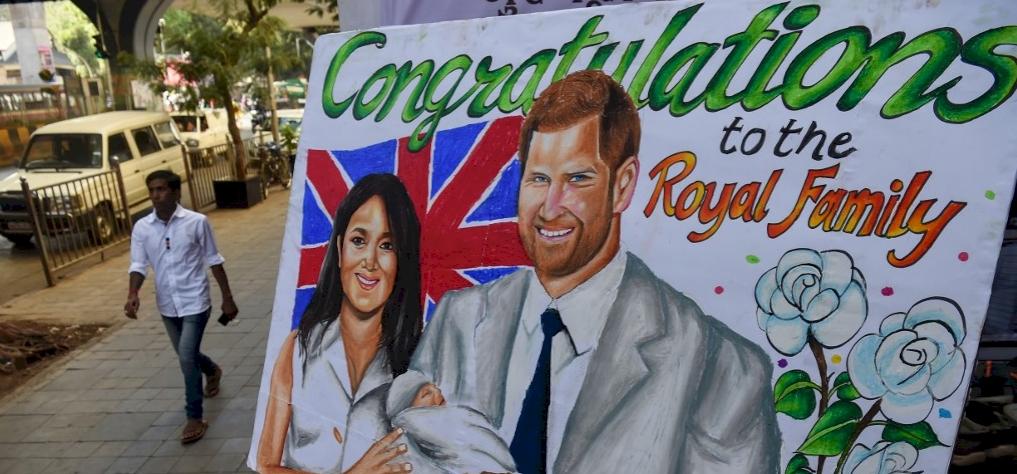 A BBC műsorvezetője majomhoz hasonlította Harry és Meghan gyerekét