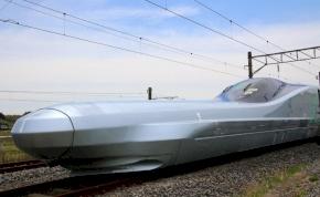 Tesztelési szakaszba lépett a világ leggyorsabb vonata