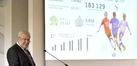 Az MLSZ elnöke, Csányi Sándor komolyan kritizálta a magyar klubokat