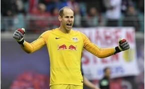 Gulácsi Péternek köszönhetően még nincs bajnoka Németországnak