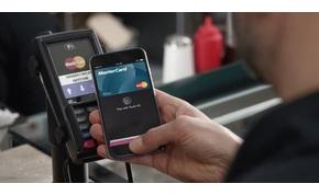 Magyarországon is elindul az Apple Pay
