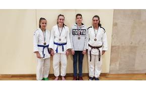 Négy miskolci judo-érem Kecskemétről