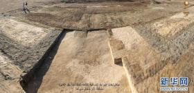2600 éves erődöt találtak Egyiptomban