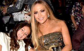 Jennifer Lopez lánya legalább olyan jól énekel, mint az anyja