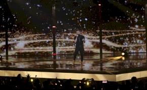 Pápai Joci nem jutott az Eurovízió döntőjébe