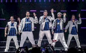 A Backstreet Boys maga ellen fordította a foci világ egy részét