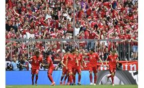 A Bundesliga idei bajnoka a Bayern, Dárdai vereséggel búcsúzott
