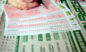 Szelvényeket elő! Íme az ötös lottó eheti nyerőszámai