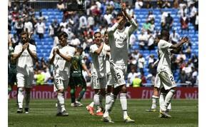 Csúfos hazai vereséggel zárta tragikus szezonját a Real Madrid