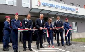 Határvadászoknak épült laktanya Miskolcon