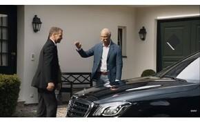 A BMW szívhez szóló reklámot forgatott a Mercedes távozó vezérével