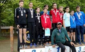 Négy miskolci arany a hegyifutó országos bajnokságról
