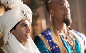 Az élőszereplős Aladdin tarolt a mozikban