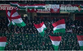 """Szlovákiai balhé: komoly pénzbüntetés és szektorbezárás a """"jutalom"""""""