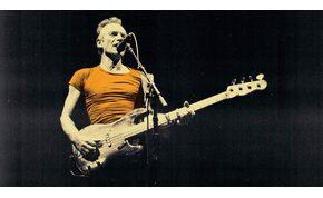 """Mindörökké Sting: megérkezett a """"best of"""" album"""