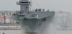 Hatalmas szuperhajót tettek vízre az olaszok – videó