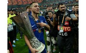 Utolsó mérkőzését játszhatta Eden Hazard a Chelsea-ben