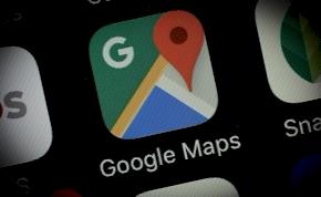 Beújított a Google Maps, már kereshetjük a traffipaxokat a térképen