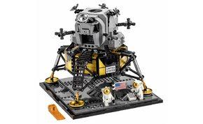 A LEGO egyedi darabbal készült a Holdraszállás évfordulójára